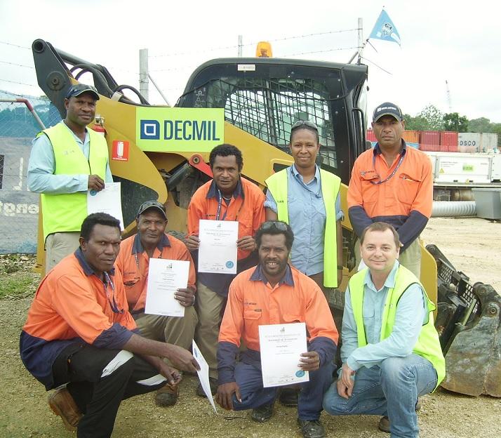 Training Success on Manus